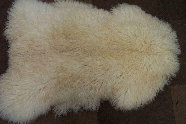 Organic sheepskin