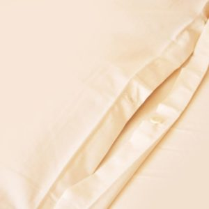 organic pillow case
