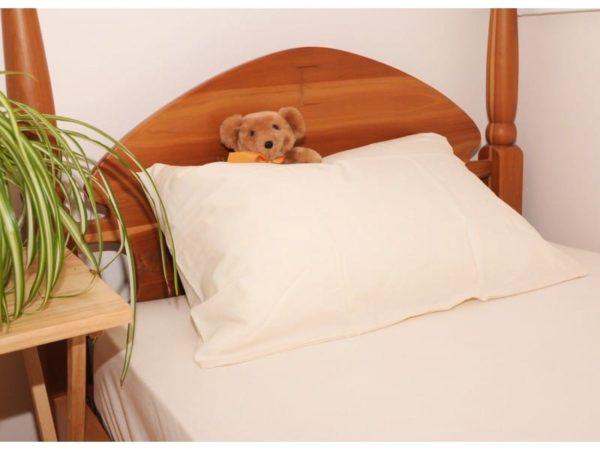 organic pillow case