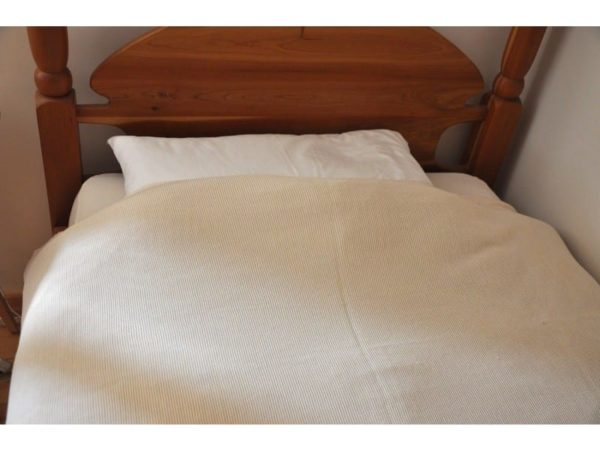 Organic Cotton Fine Knitted Blankets