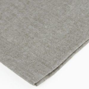 organic cotton tawny fabric
